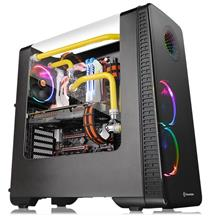 Thermaltake View 28 RGB Riing Edition Gull-Wing Window ATX Mid-Tower Case